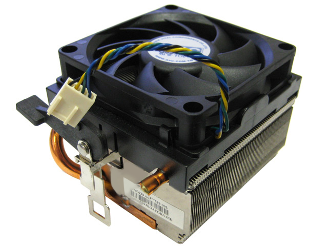 HP XW9300 Workstation CPU Heat Sink With Fan Cooler 377629-003