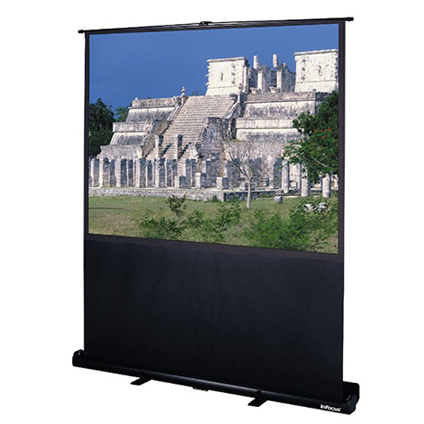 "Da-Lite Deluxe 93983 InstaTheater Projector Screen 90"" 16:9"