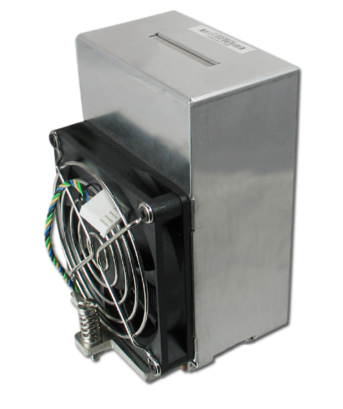HP XW9400 Workstation CPU Heat Sink With Fan Cooler 419626-001
