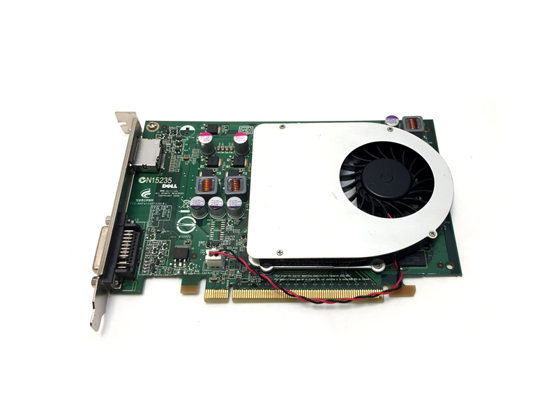 Dell nVidia GeForce GT330 1GB PCI-E 9TCD9 Video Graphics Card