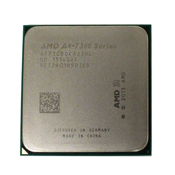 AMD A4-7300 Dual-Core 3.80GHz Socket FM2 65W Processor CPU