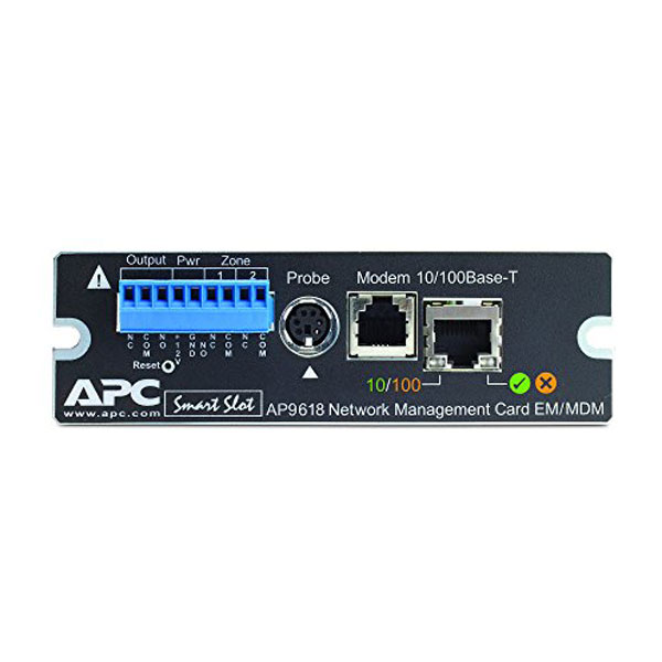 APC UPS Network Management Card Temperature Sensor Probe AP9618