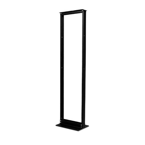 "APC NetShelter 2 Post Rack 45U 19"" AR201 - 751.58 lb"