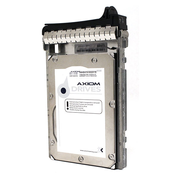 "AXIOM 1TB AXHD1TB7235S26E 7200RPM HDD SAS 6GB//S 3.5/"" LFF Hard Drive"