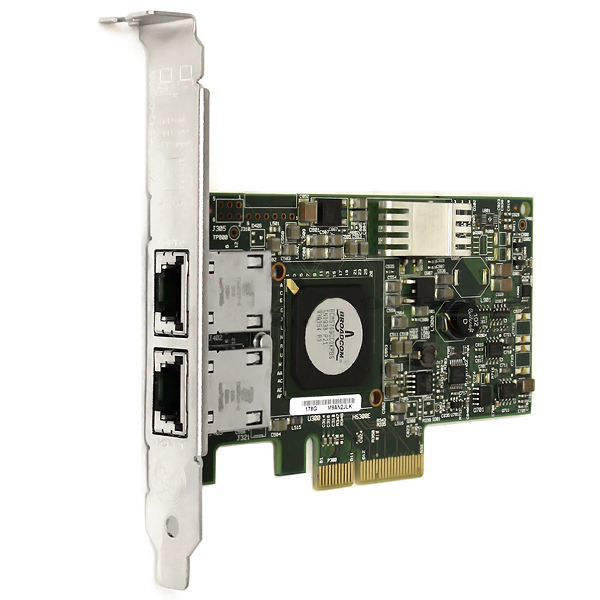 Dell Dual Port 5709 Gigabit Ethernet PCIe Network Card G218C