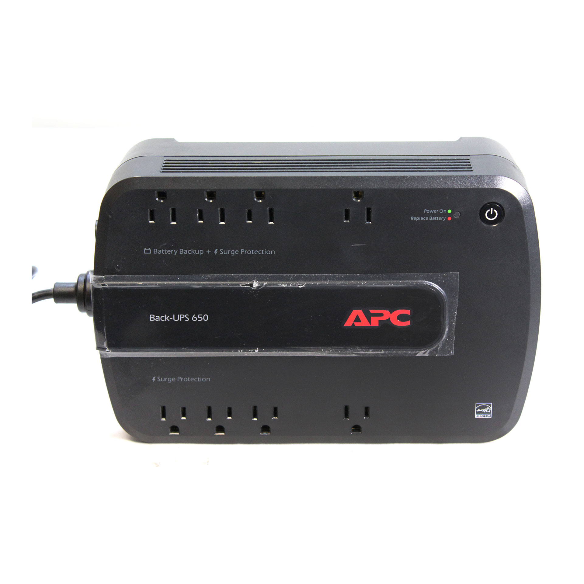APC BE650G1 Back-UPS 650VA 8-outlet UPS#