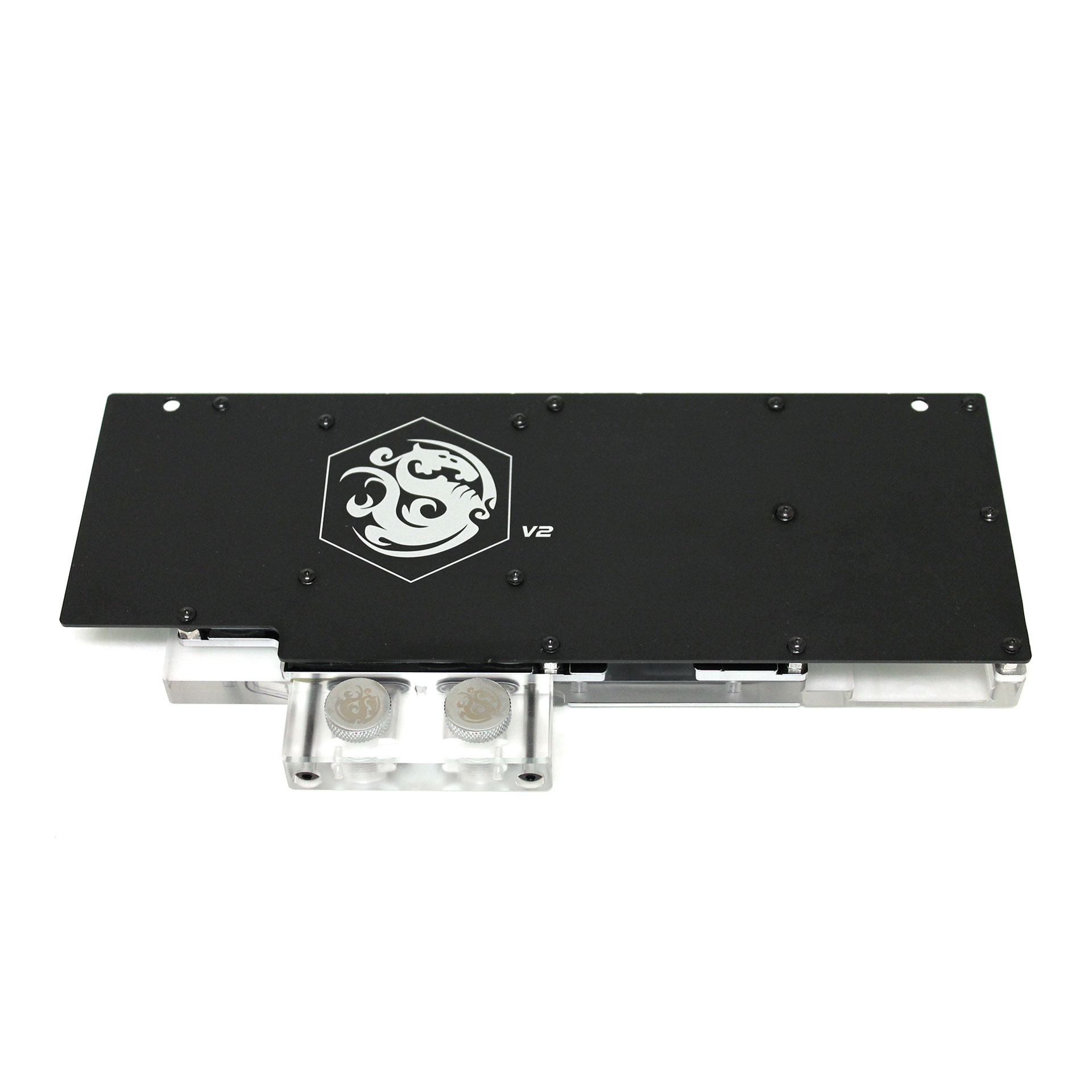 Bitspower VG-NGTXTITANX Water Block & Nickel Backplate TITAN X