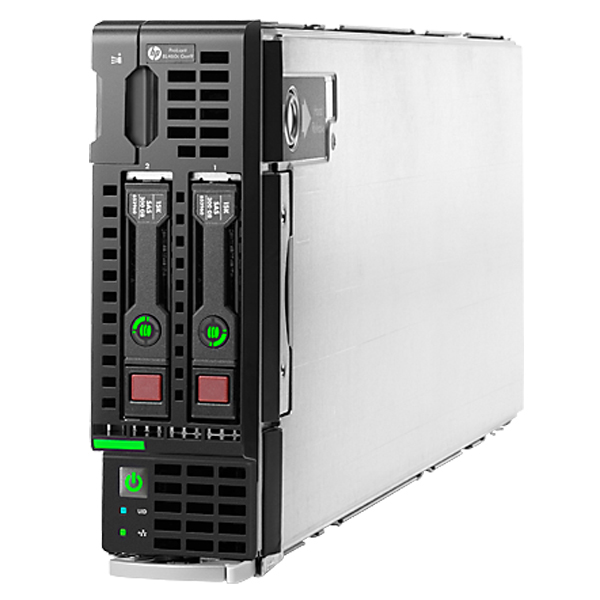 HP BL460c Gen9 Blade Server E5-2640v3 2.6GHz 32GB 727028-B21