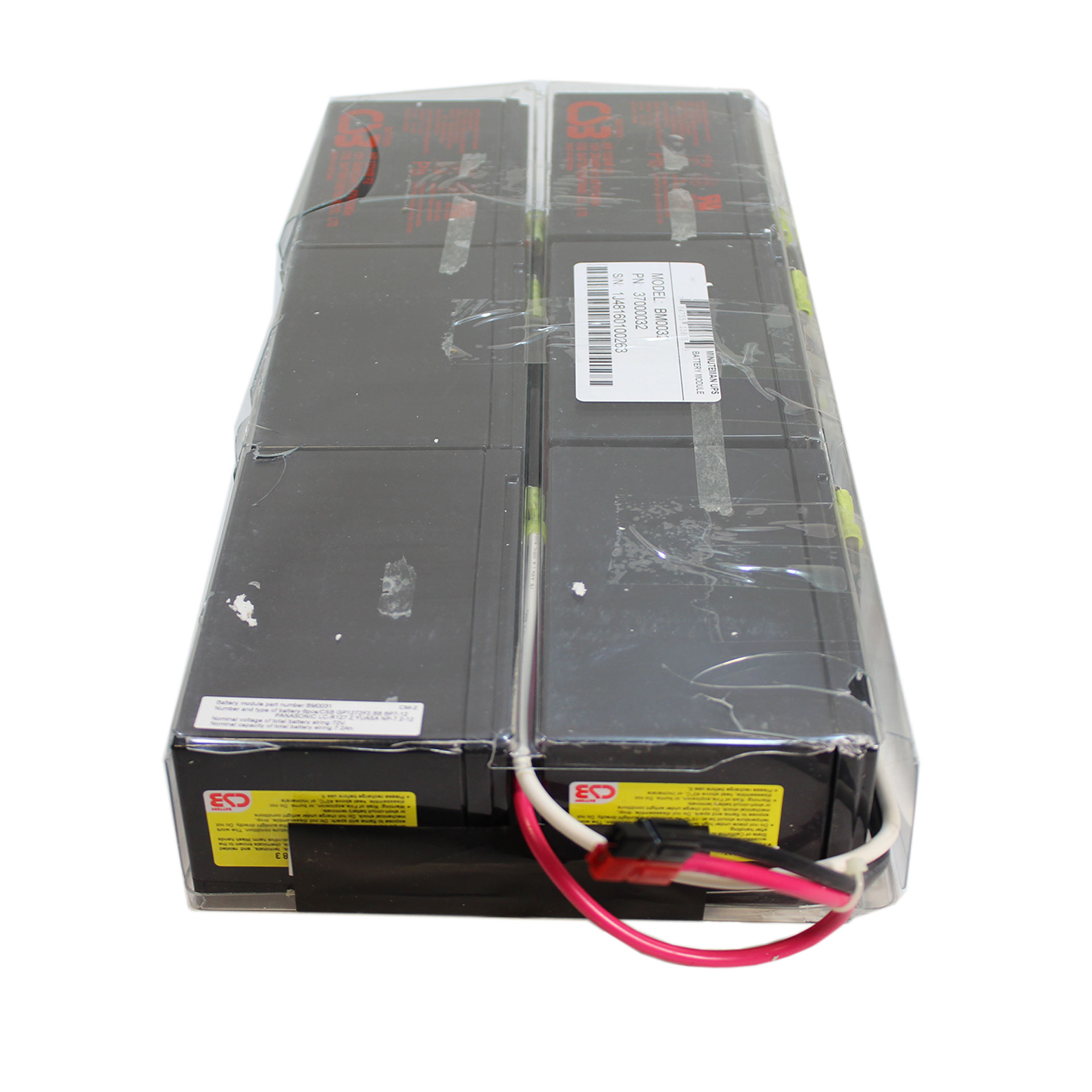 Minuteman BM0032 Battery Module for E3000/ED3000RM2U PN37000032#