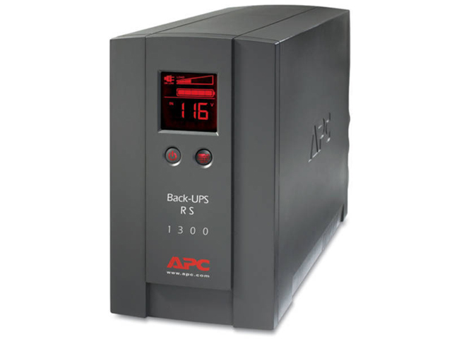 APC BACK-UPS RS BR1300LCD 1300VA/780W UPS Battery System