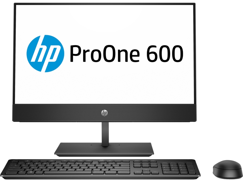 "HP ProOne 600 G4 AiO 21.5"" i5-8500 3.0 GHZ RAM 8GB SSD 256GB non touch screen 4LU83UT#ABA"