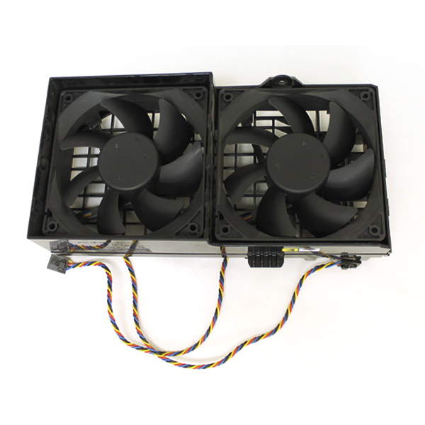 Dell Precision T5500 Workstation Dual Fan Set 0HW856 0CP232