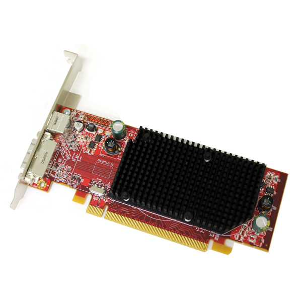 AMD Radeon Pro 2400 Graphics Video Card DDR2 512MB 2400PRO512PE
