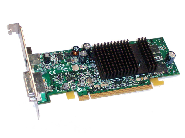 ATi Radeon X600 PCI-E x16 Video Card 128MB Dell F9595