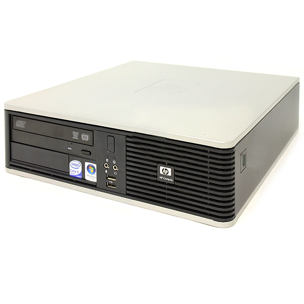 HP Compaq DC5800 1.86GHz Core 2 Duo 2GB DDR2 80GB HDD Desktop