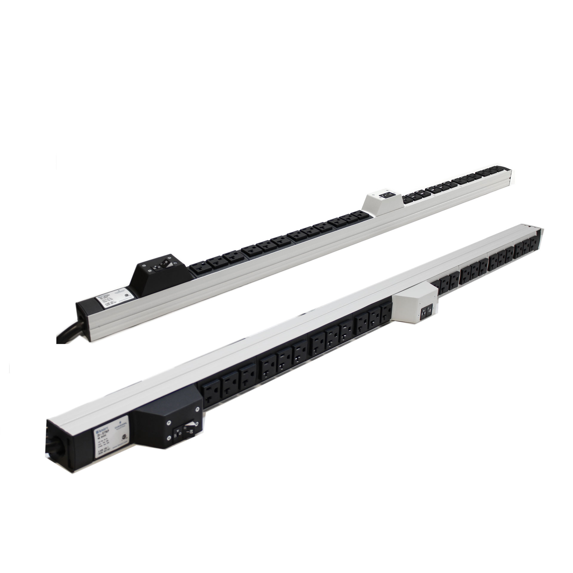 Emerson Knurr DI-STRIP 24-Outlets PDU 120 V AC Single-phase