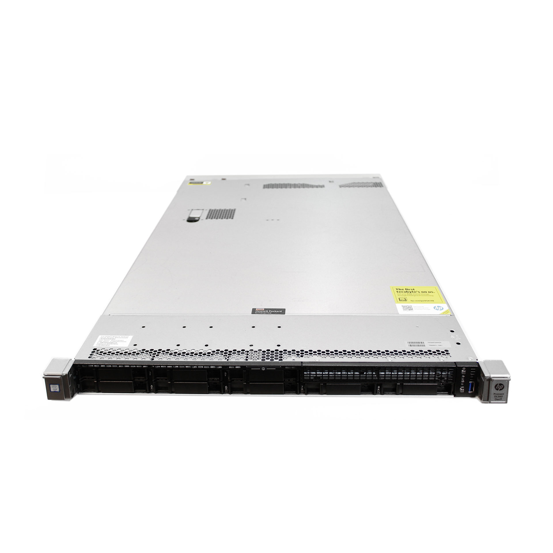 HP SB ProLiant DL360 Gen9 U1 E5-2690V3 32GB 780021-S01 Server