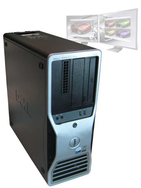 Dell Precision 490 NVIDIA Quadro FX3500 Graphics Drivers for Windows Download