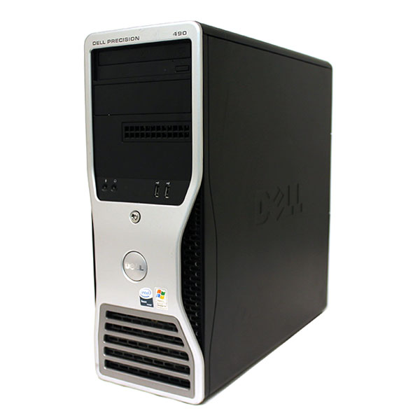 Dell Precision 490 Intel 5120 8GB 80GB NVS 290 Computer PC Win7