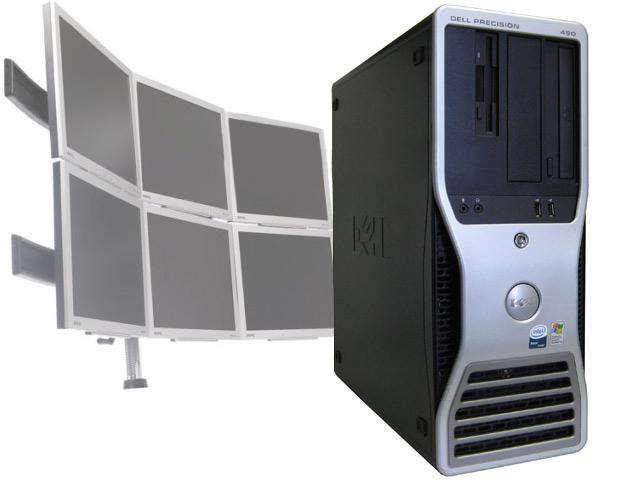 Dell precision 490 motherboard manual