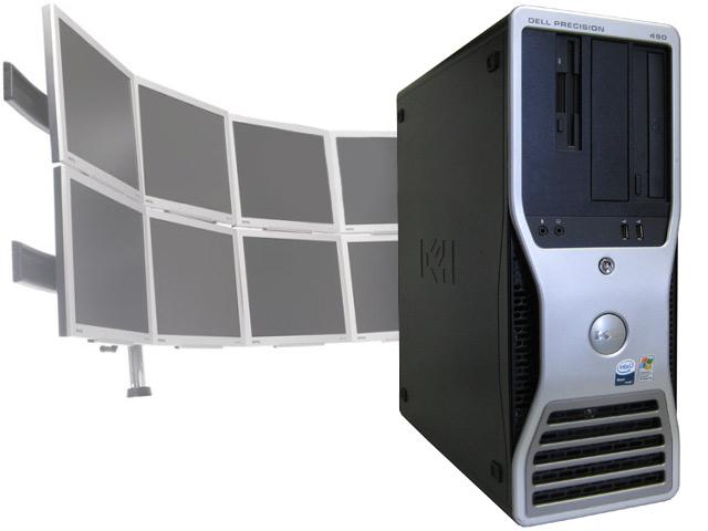 Dell Precision 490 Workstation Compeve