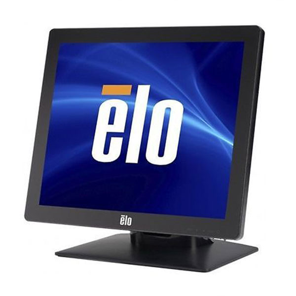 "Elo 17"" Touchmonitors 1717L Desktop Touch Screen Monitor LCD E0"