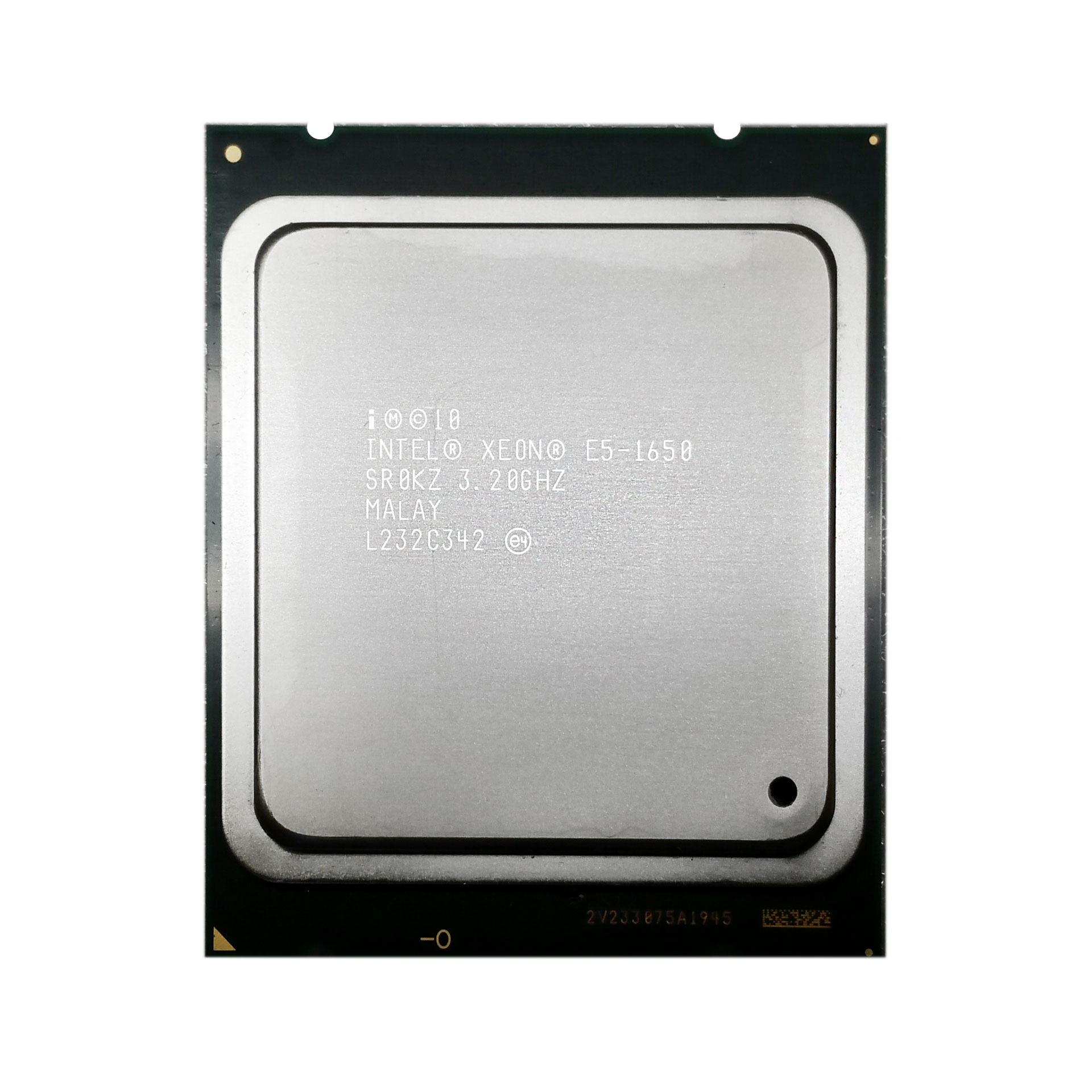 Intel Xeon E5-1650 3.2GHz 6-core 12MB LGA 2011 Processor SR0KZ