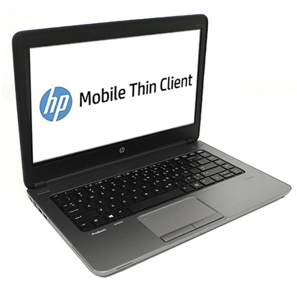 HP Mobile Thin Client E3T73UT#ABA 2.5 GHZ 4GB 16GB SSD Notebook