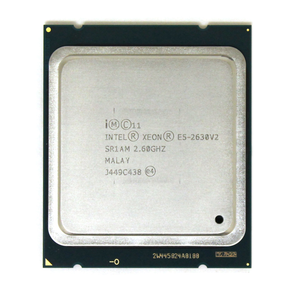 Intel Xeon E5-2630 V2 6-Core 2.6GHz LGA2011 CPU Processor SR1AM