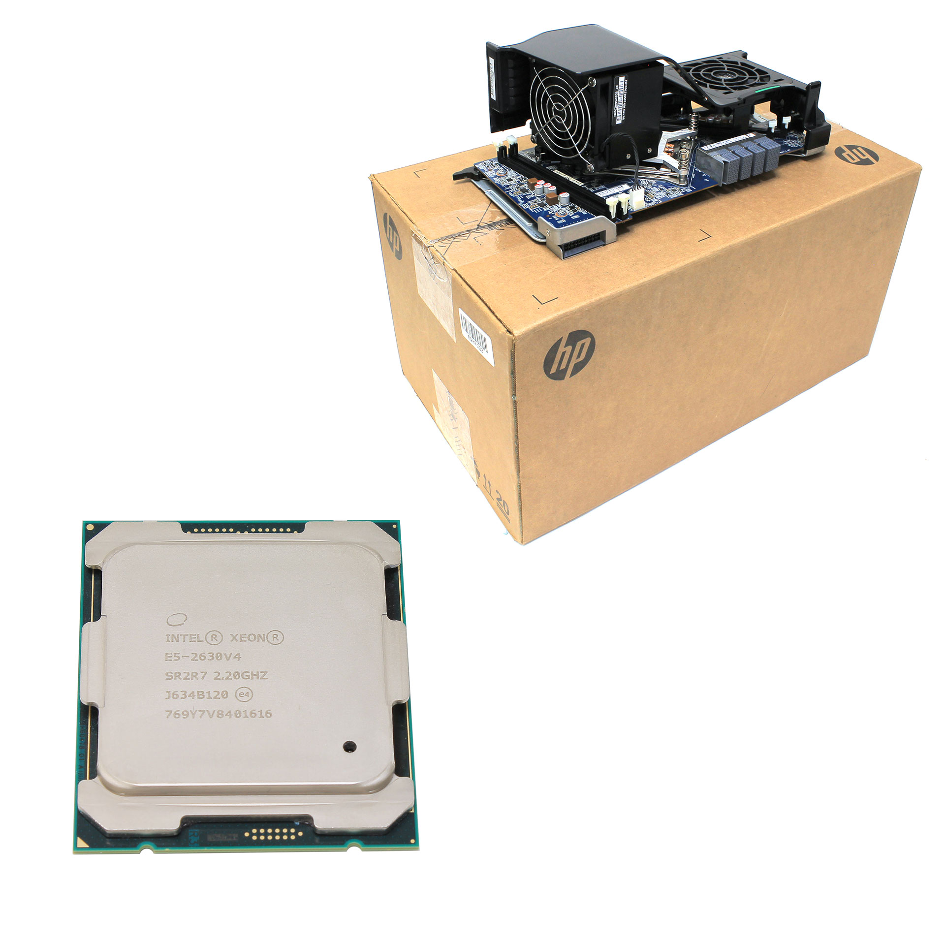 HP Z640 Upgrade KIT T9U14AT Xeon E5-2630v4+Riser 736520-001