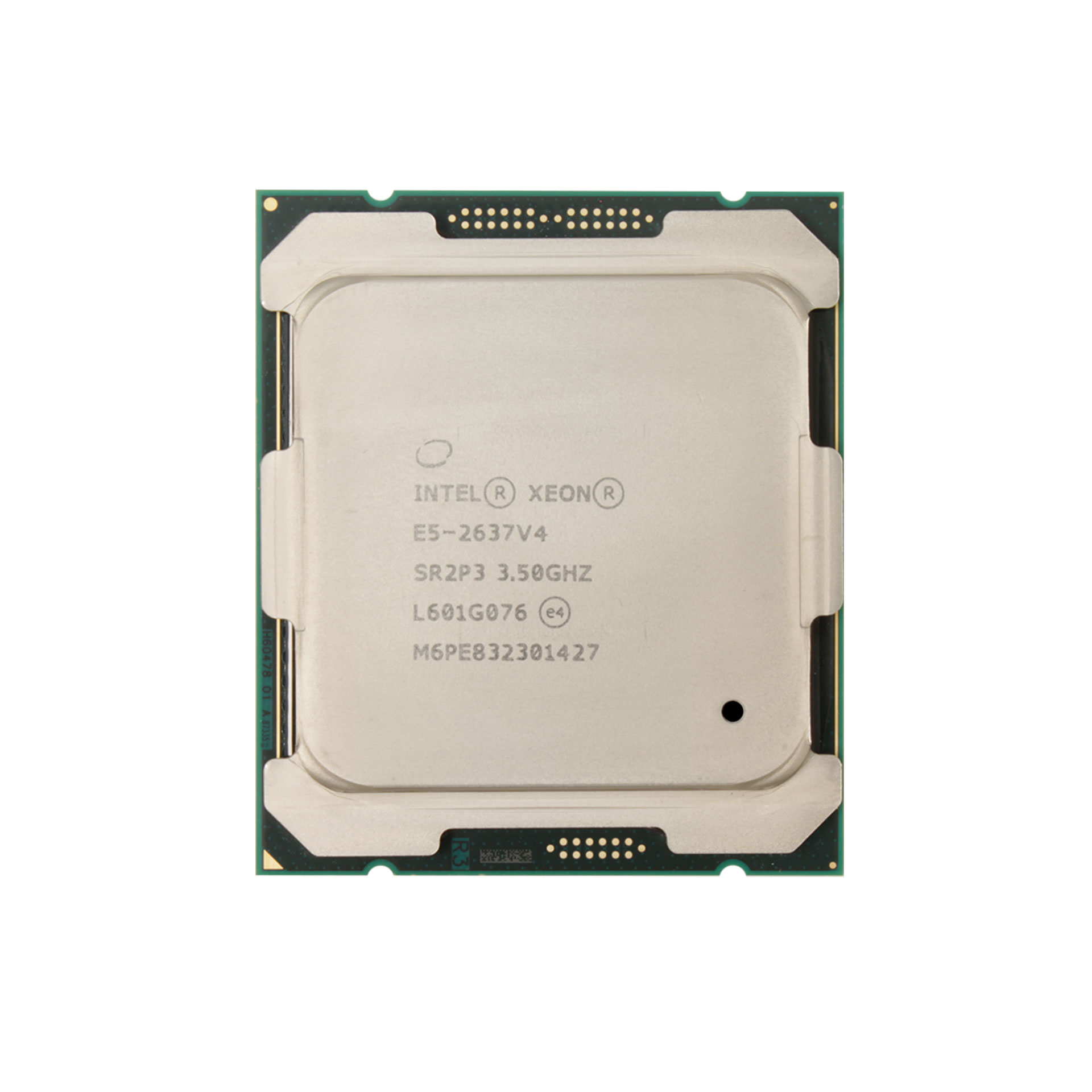Intel E5-2637 v4 Xeon 3.5GHz Quad Core Processor CPU SR2P3 15MB