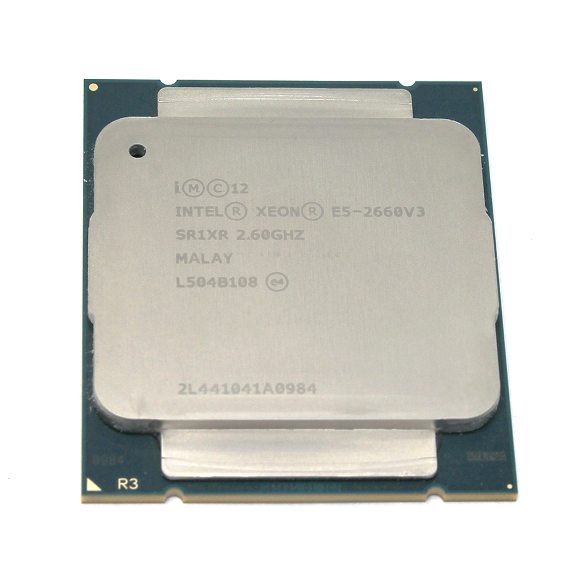 Intel XEON E5-2660v3 2.60 GHZ SR1XR 10 Core 25MB Processor CPU