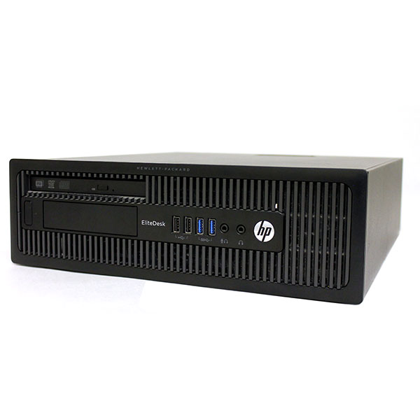 HP Elitedesk 800 G1 SFF Intel I7-4790 3.6GHZ RAM 4GB J6D83UT#ABA