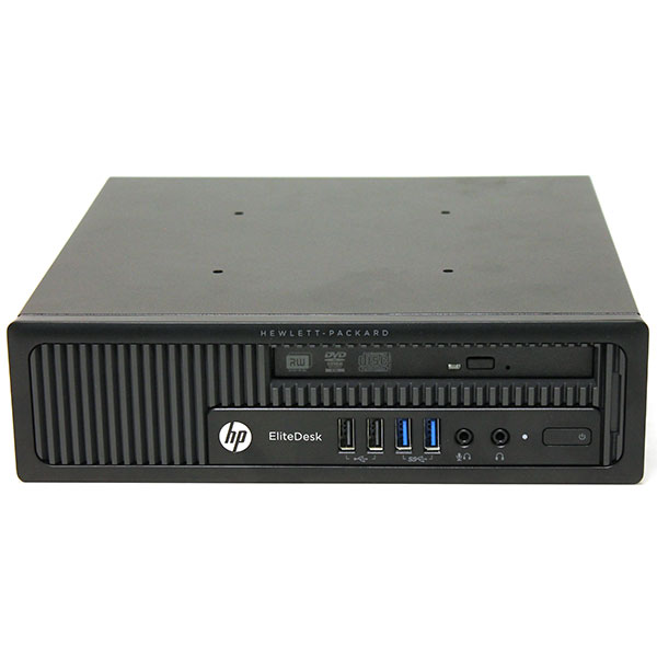 HP Desktop PC EliteDesk 800 G1 SFF K0U06US Intel i5-4590S 320GB