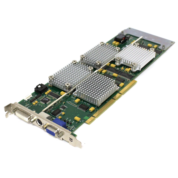 HP Visualize FX10 PCI 128MB DDR Video Graphics Card A1299-66503