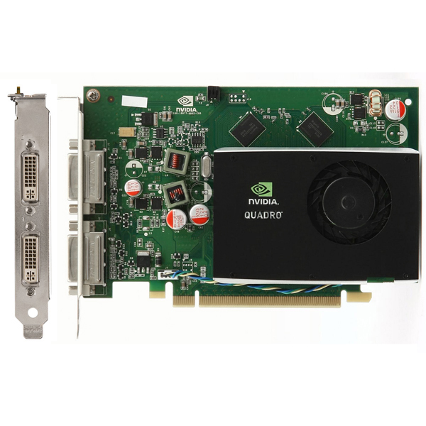 HP nVidia Quadro FX380 PCI-E x16 Video Card 519294-001 NB769UT