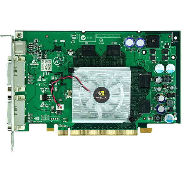 HP nVidia Quadro FX 560 FX560 PCI-E 128MB Video Card 412833-001