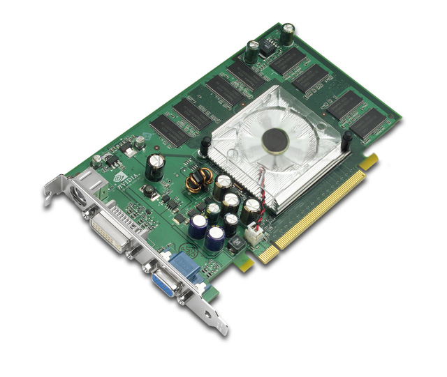 nVIDIA QUADRO FX 540,128MB DDR,PCI-Express VIDEO CARD,CAD,DCC,3D