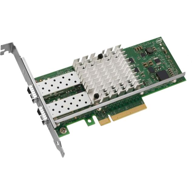 Intel Network adapter PCI-E x8 2 ports VM FCOE ISCSI IPSEC