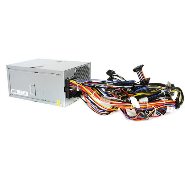 dell precision t7500 1100w power supply w/ 24-pin psu r622g