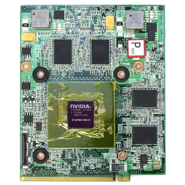 Nvidia GeForce 7950 GTX 512MB Laptop Video Card 40GAB042Z-G28P