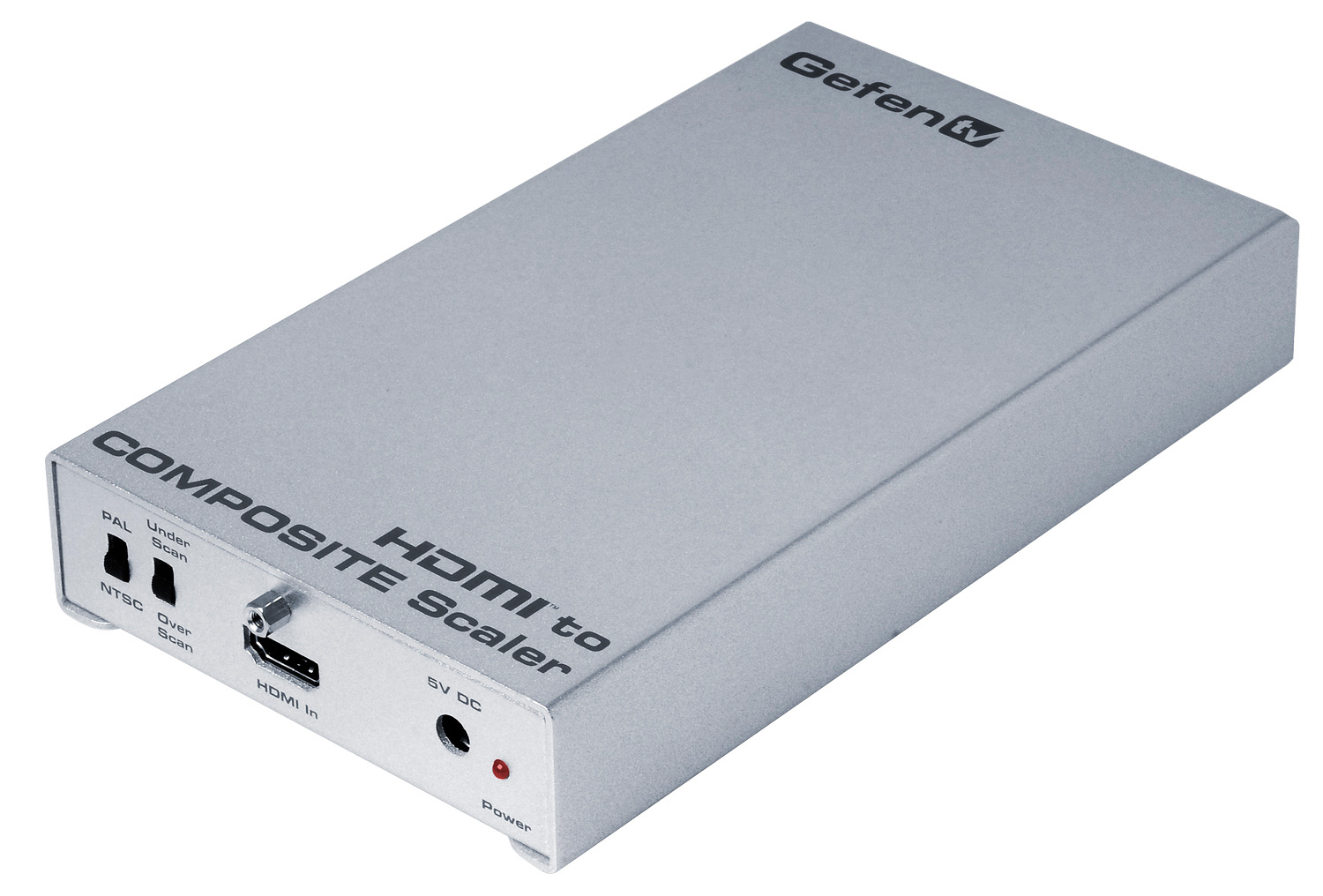 Gefen GefenTV Composite to HDMI Scaler Video Converter