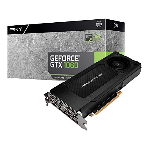 PNY GTX 1060 VCGGTX10606PB-CG 6GB GDDR5 Graphics Video Card