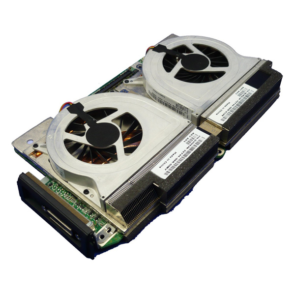 Dell K650M Nvidia 9800M GTX SLI 2GB Laptop Video Card XPS M1730