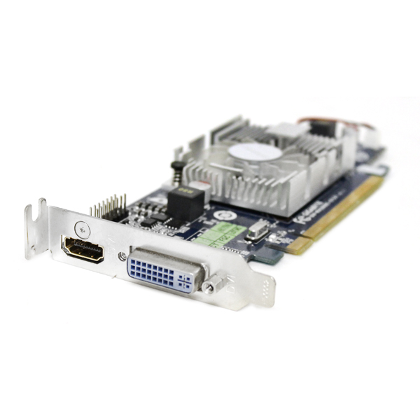 GIGABYTE HD 4350 GV-R435OC-512I 512MB 64-Bit Video Card