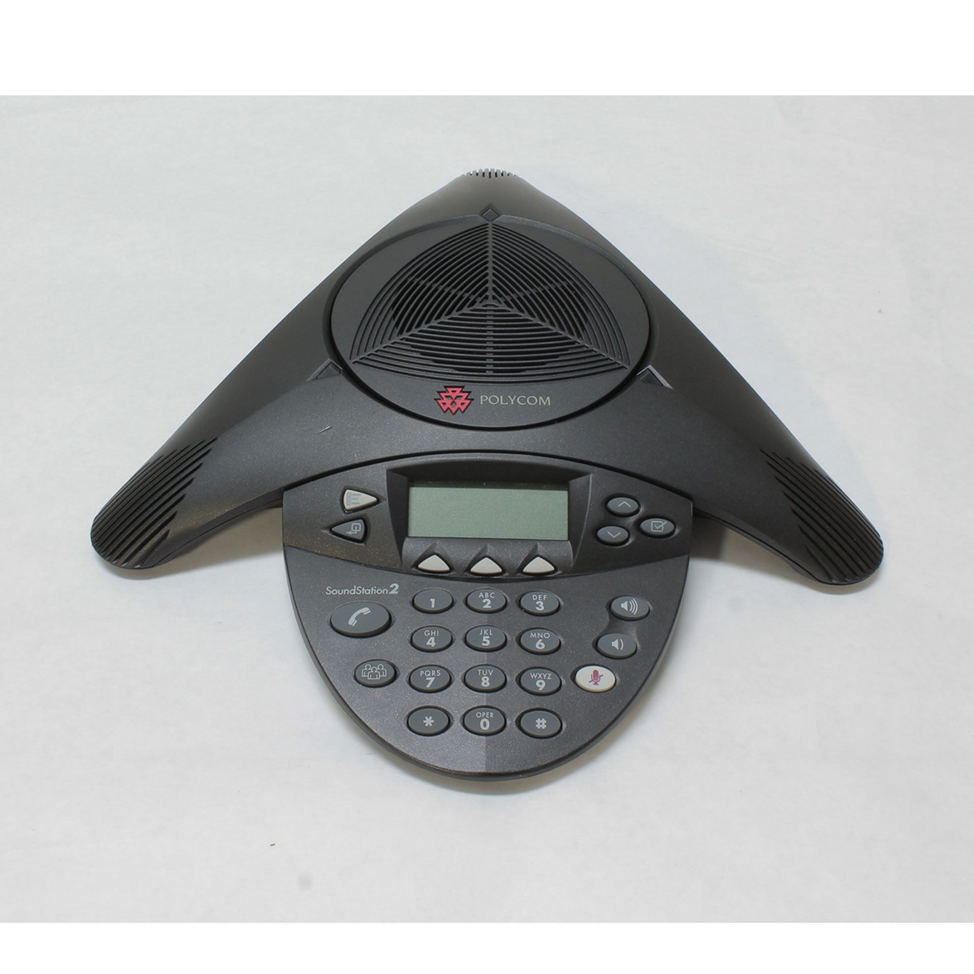 Polycom SoundStation2 EX Conference PhoneCallerID 2200-16200-001