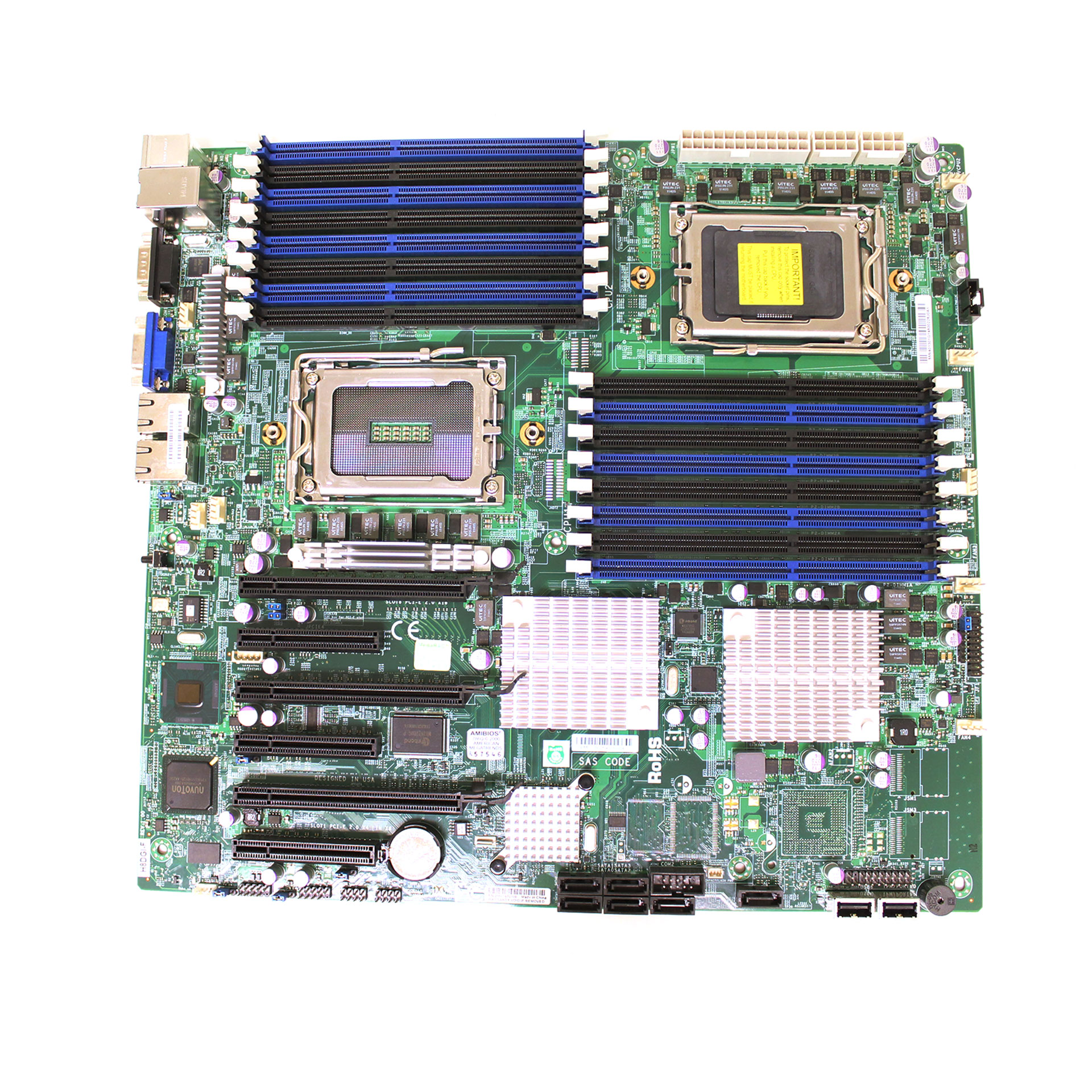 Supermicro H8DGI-F Server Motherboard AMD SR5690 Soc.G34 LGA1944