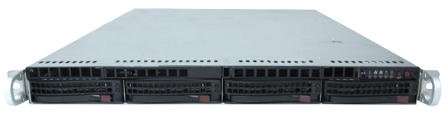 Supermicro 1U SATA Rack Server Opteron 1216 CPU 2.4GHz/1GB RAM