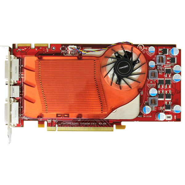 ATI Radeon HD 2600XT Pro 256MB DVI PCI-E Video Card Dell WP002