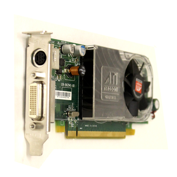 ATI Radeon HD 3450 256MB DDR2 Video Card Dell Y104D